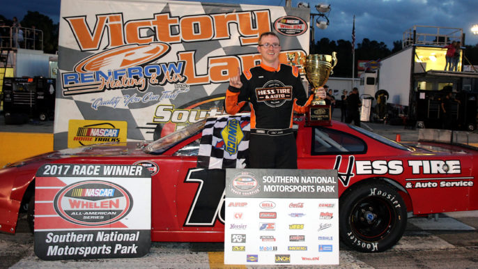 Colt James Repeats as Pro Late Model Champion