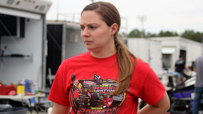 Jessica Bean Set to Begin USAC Title Defense at Southern National