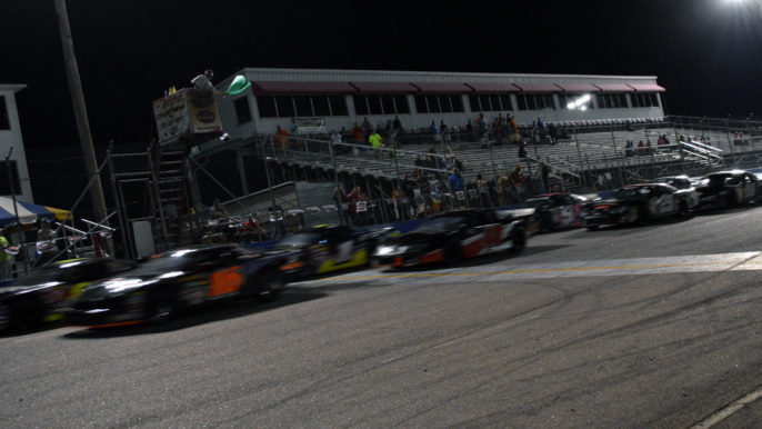 Enhanced Purses Greet Limited Late Models in Opener
