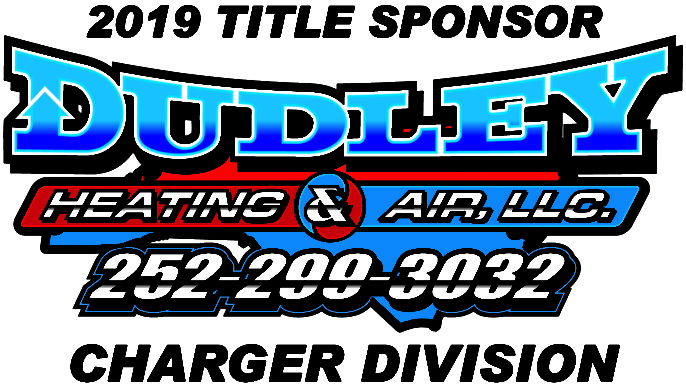 2019 Charger Division has a Title Sponsor – Purse Increase $600 to win and other Driver Incentives to follow!!