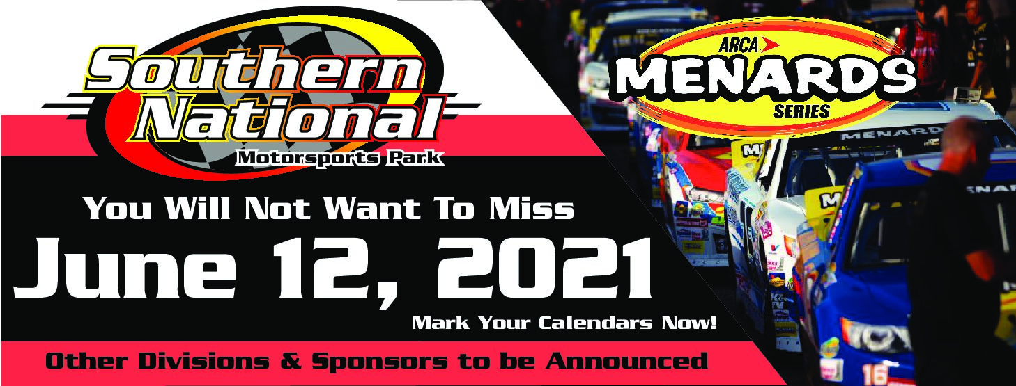 ARCA Menards Series – Coming June 12th